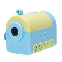 ABKT-мини Детская цифрового видео Камера Dv локомотив литья 2 дюймов Hd Дисплей 200Mp без Батарея можно играть в игры
