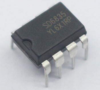 10pcs SD6835 DIP8 6835 DIP NEW image