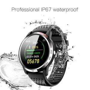 """Image 5 - W3 1.3 """"ספורט חכם שעון אק""""ג HRV SPO2 צמיד שעון לחץ דם חמצן קצב לב צג חכם צמיד כושר tracker"""