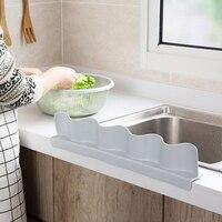 Щитки Для Раковины многофункциональная кухонная длинная присоска брызг воды перегородка раковина ободок для мытья посуды Wy115202