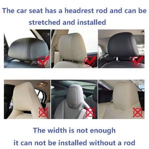 Image 5 - Car Seat Pillow Neck Headrest Sleeping Cushion For BMW 1 3 5 Series E87 F20 F21 F45 F22 F33 F32 F36 F12 F06 G32 F01 F02 G11 G12