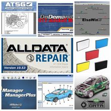 2019 Hot selling Alldata Software All data 10.53 and mitchell ondemand 2015V ATSG Auto repair software 49in1 1tb hdd usb3.0 2018 hot sale alldata software alldata 10 53 and mitchell ondemand 2015v auto repair software all data manager plus elsawin 5 3