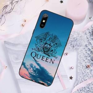 Image 2 - Custodia per telefono Queen band per Xiaomi Mi Redmi Note 7 8 9 pro 8T 9T 9S 9A 10 Lite pro
