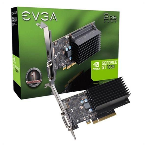 Graphics Card Evga 02G-P4-6232-KR 2 GB DDR4 1430 MHz