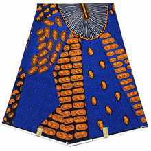2019 Ankara African wax prints fabric Nigeria dutch wax wrapper 100% cotton 6 yards 2019 newest nigeria chicken style african wax fabric nigeria java wax prints fabric african dutch wax 100