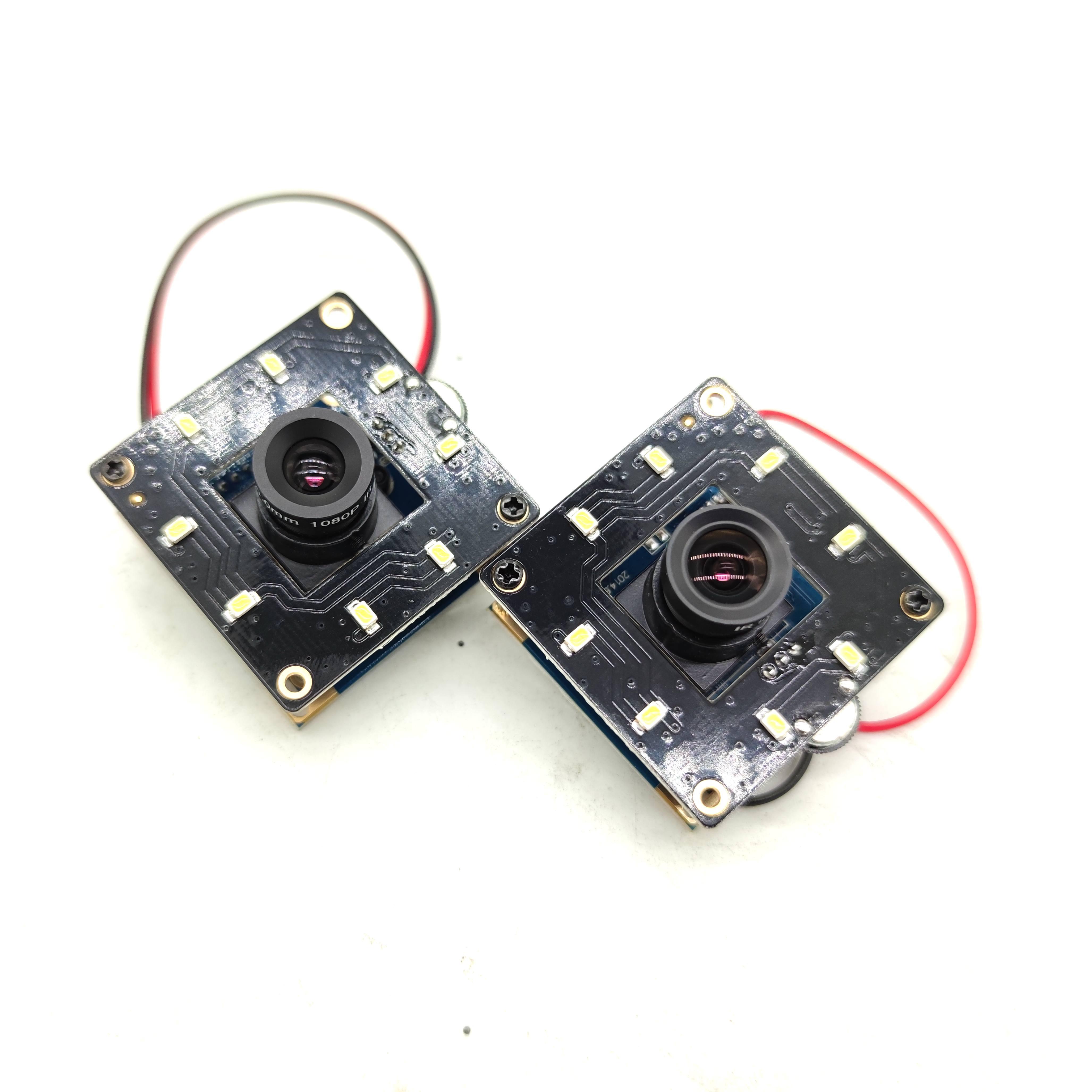 LED OpenPnP USB Interface 1.0MP 720P Vision Camera 3.6/6mm Focal Length USB100W
