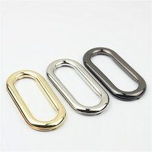 Mode Sac à Main poignée Sac cadre accessoires Borse Fai da te Sangle Pour Sac une Main en métal poignée Sac partie