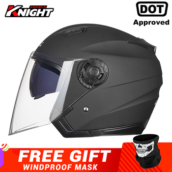 JIEKAI Motorcycle Helmet Open Face Helmets Motocicleta Cascos Para Motorbike Scooter Riding Safety Helmet Cascos Para Moto 1