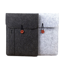 BGreen Tablet PC Bag eBook Sleeve Pad Case With Pen Slot For 8, 10.5 inch Kindle