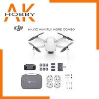 New Arrival DJI Mavic Mini FLy więcej Combo Drone z kamerą 2.7k czas lotu 30 minut wersja FCC MT1SS5 dla DJI Mavic Mini|Drony z kamerą|Elektronika użytkowa -