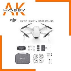 Nieuwe Collectie Dji Mavic Mini Fly Meer Combo Drone Met 2.7 K Camera Vlucht Tijd 30 Minuten Fcc Versie MT1SS5 voor Dji Mavic Mini