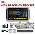 Отличное качество три оси цифровой индикации/DRO с 3 шт. 5u 50-1000 мм линейные весы/кодировщик/преобразователь