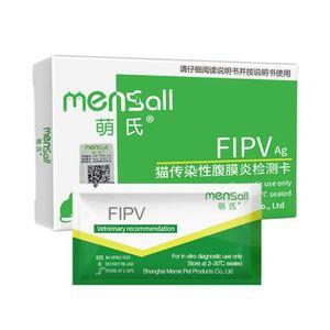Image 5 - Cat Virus Detection Paper FIPV Infectious Peritonitis Test Card