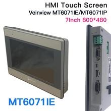 7 بوصة Weinview/Weintek MT6071IP MT8071IP MT6071IE MT8071IE 800*480 لوحة اللمس HMI واجهة ما بين المستخدم والآلة شاشة LED