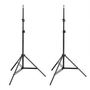 Image 3 - ZUOCHEN Photo Studio Adjustable Backdrop Support Stand Kit 1.6 x 3m Black/White / Green/Gray Backdrop Screen