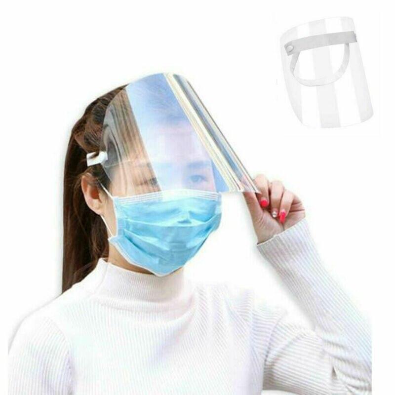 2020 New Fashion Anti-virus Epidemic Protection Hat Anti Saliva UV Hat Full Face Shield Full Face Isolation