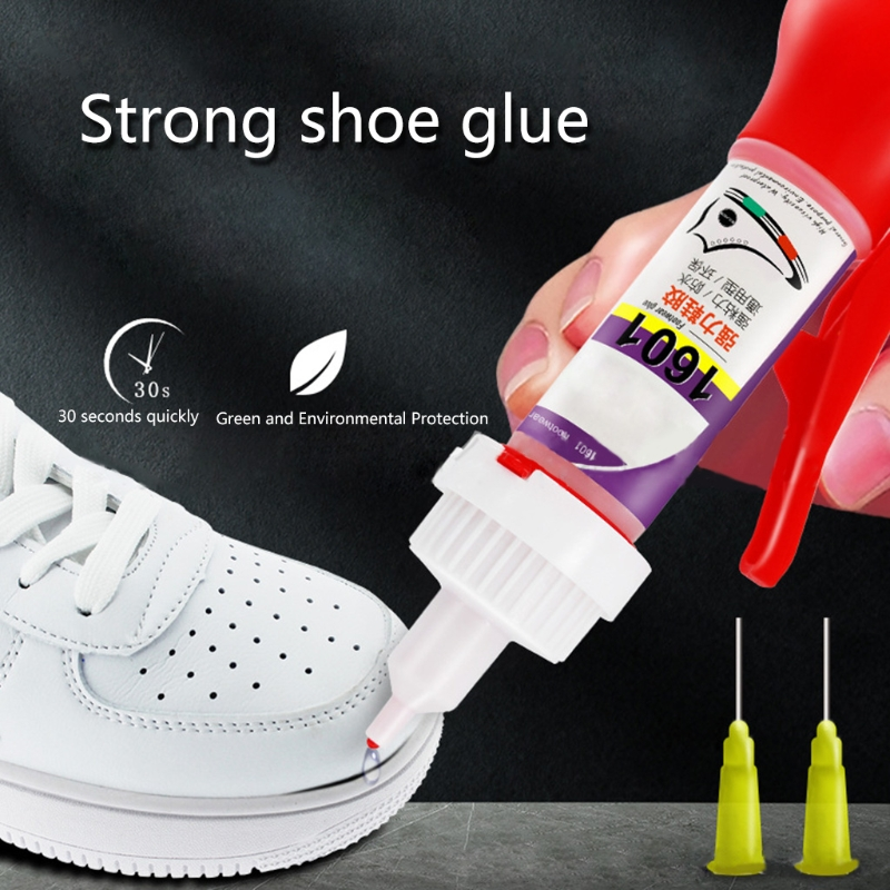 Shoe Waterproof Glue Strong Super Glue Liquid Special Adhesive for Shoes Repair Universal Shoes Adhesive Care Tool 30ml