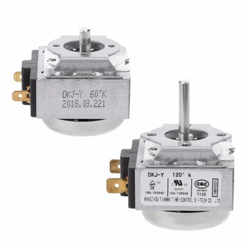 DKJ-Y 60/120 Minutes 15A Delay Timer Switch For Electronic Microwave Oven Cooker Tools New AC 125V 15A/AC 250V 16A 50Hz/60Hz dkj y 60 minutes 15a delay timer switch for electronic microwave pressure oven cooker
