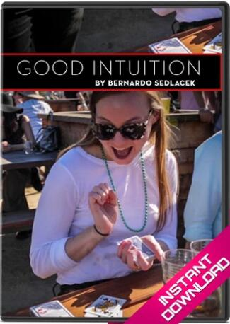 Good Intuition By Bernardo Sedlacek  Magic Tricks