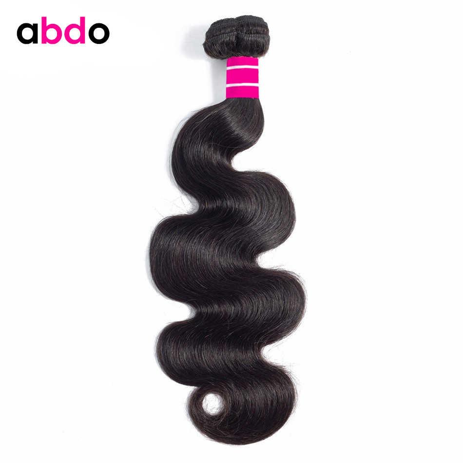 Волосы abdo волнистые перуанские накладные волосы пучки 28 30 дюймов не Реми человеческие волосы пучки 1 шт. 100% человеческие волосы для наращивания