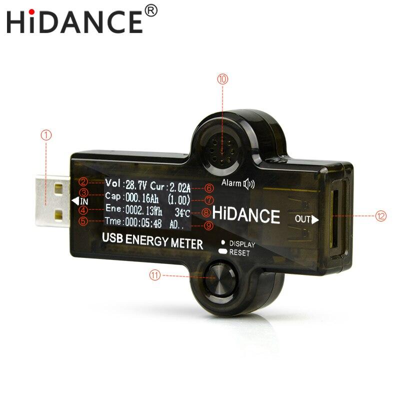 Hfefc3d4ffcaf47b9813e7961bed2da83J USB 3.0 TFT 13in1 USB tester APP dc digital voltmeter ammeter voltimetro power bank voltage detector volt meter electric doctor
