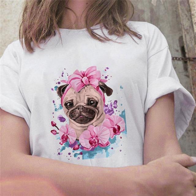 Women's T-Shirt With Logo  4
