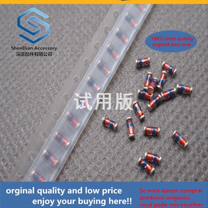 50pcs 100% Orginal New Best Quality ZMM11V 1N5241 SMD Zener Diode 0.5W-11V 1 --- 2W Zener Tube LL34 12061
