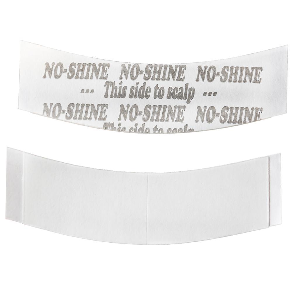 No-shine hair tape Wholesale 36pc/lot ,7.6cmx2.2cm No-shine   tape for toupees /men's wig