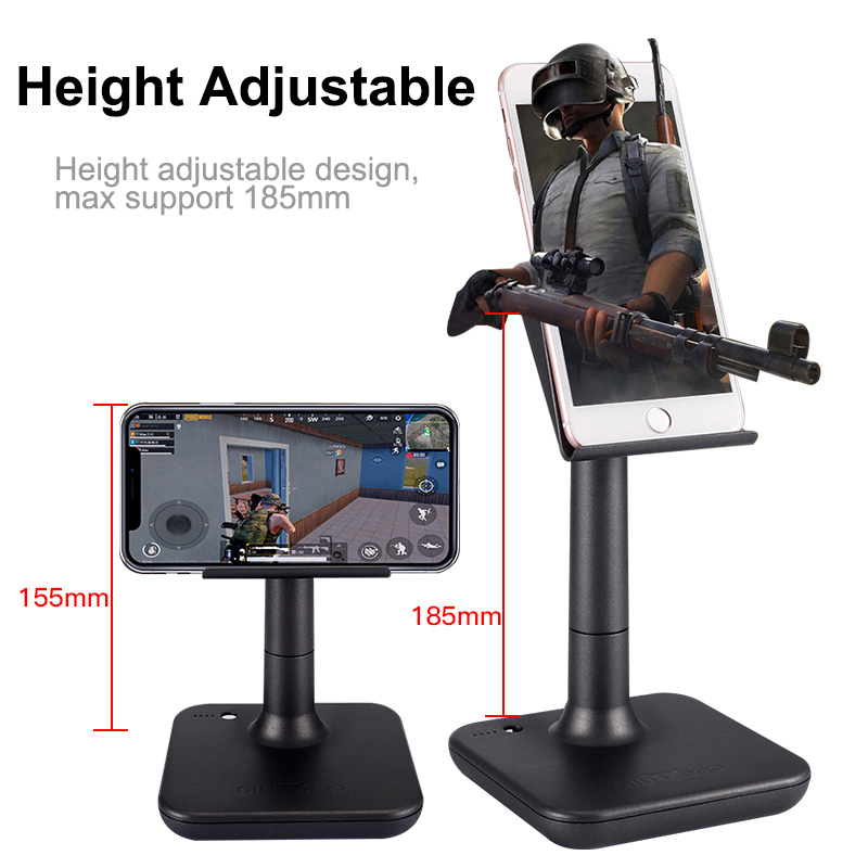 G3 Pubg Gamepad Controller for ios PUBG Mobile Android <font><b>to</b></font> PC <font><b>Bluetooth</b></font> <font><b>USB</b></font> <font><b>Keyboard</b></font> Mouse <font><b>Converter</b></font> Stand for iPad Plug and Play image