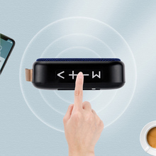 цена на Wireless Audio Speaker Bluetooth Portable Speaker Bass Stereo Sound Memory Stick/TF Card Music