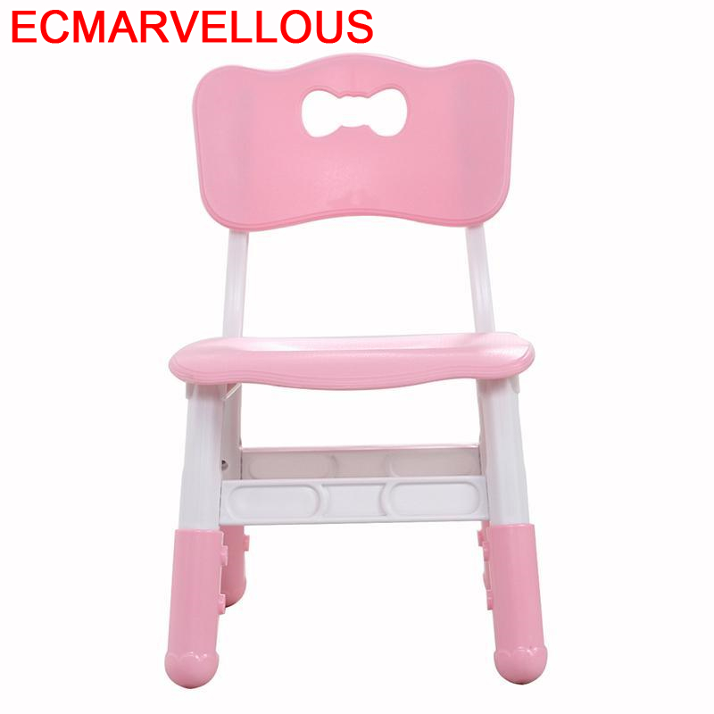 Silla Estudio Study Sillones Infantiles Table For Adjustable Kids Chaise Enfant Cadeira Infantil Baby Furniture Children Chair