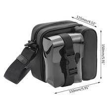 Портативная Водонепроницаемая нейлоновая мини сумка для хранения