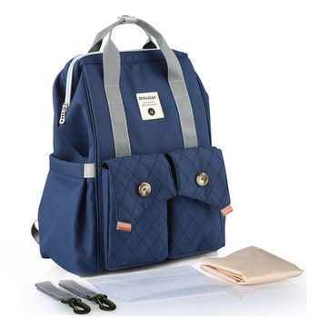 цена на Brand Large Capacity Baby Bag Travel Backpack Waterproof Maternity Bag Mummy Nappy Bags Design Nursing Diaper Bag Baby Care