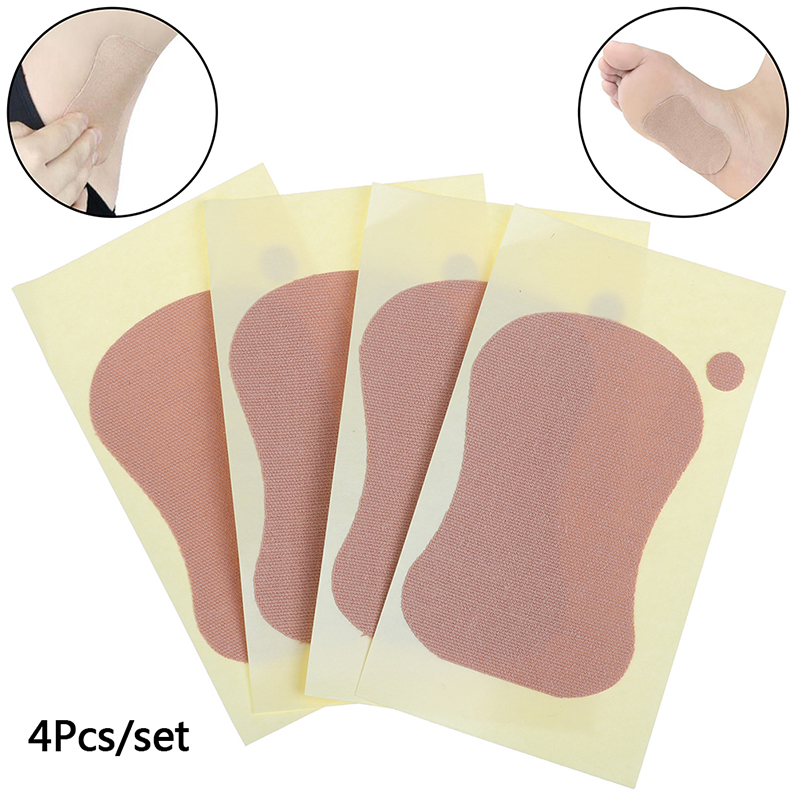 New 4pcs Sweat Pad Underarm Adhesive Sweat Pad Armpit Antiperspirant Deodorant Sweat-absorbent Stickers High Quality New