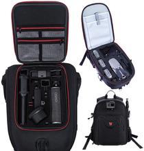 Smatree Rugzak voor DJI Mavic 2 Pro/Zoom Met DJI Afstandsbediening/voor DJI Osmo Pocket Met Extension staaf