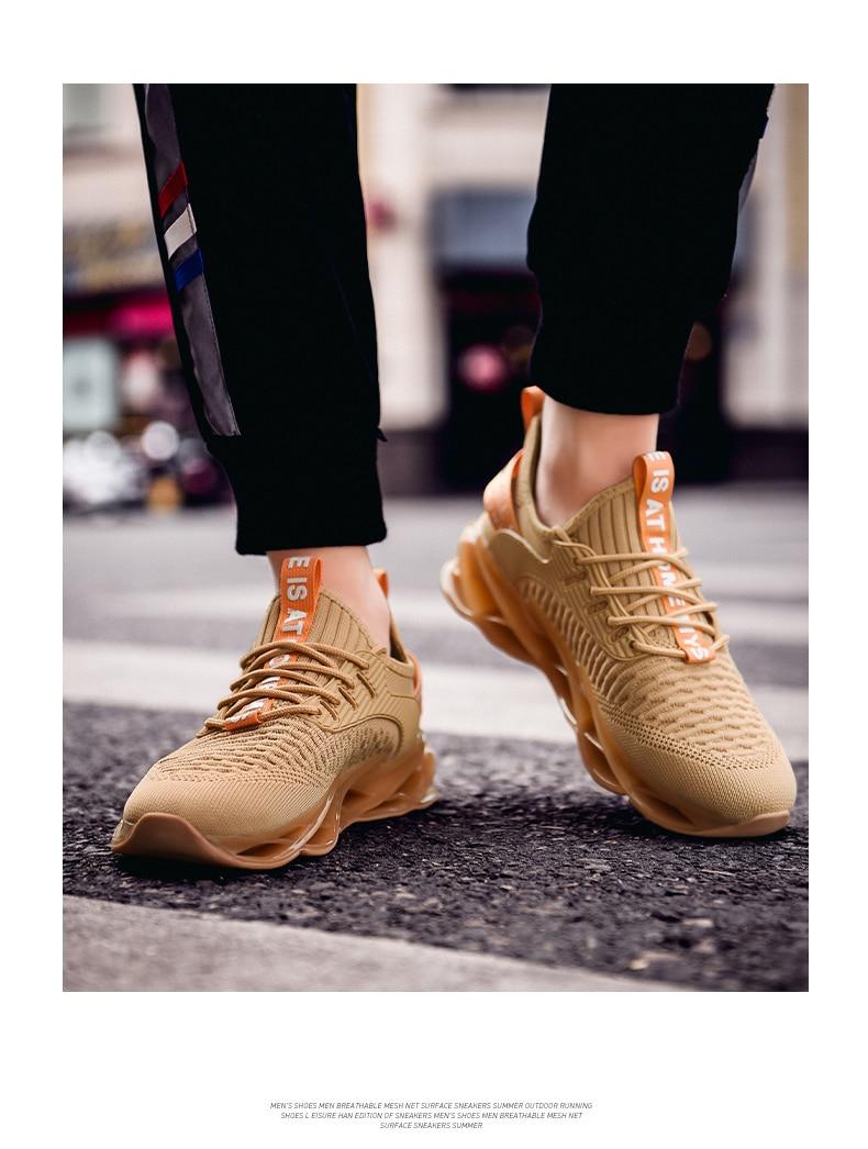 BIGFIRSE Men Fashion Shoes Rubber Large Size Outdoor Fashion Sneaker For Man Leisure Shoes Zapatillas Hombre 2020 Fashion Shoes