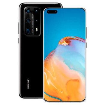 Перейти на Алиэкспресс и купить Huawei P40 Pro Plus 5G 8GB/512GB Black (черный керамический) Dual SIM