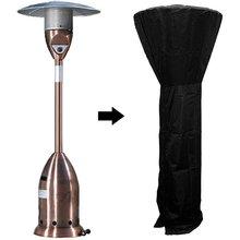 Прочный чехол для нагревателя воздуха из ткани Оксфорд 210D, пылезащитный чехол для нагревателя, Чехол для мебели, пылезащитный чехол для дво...