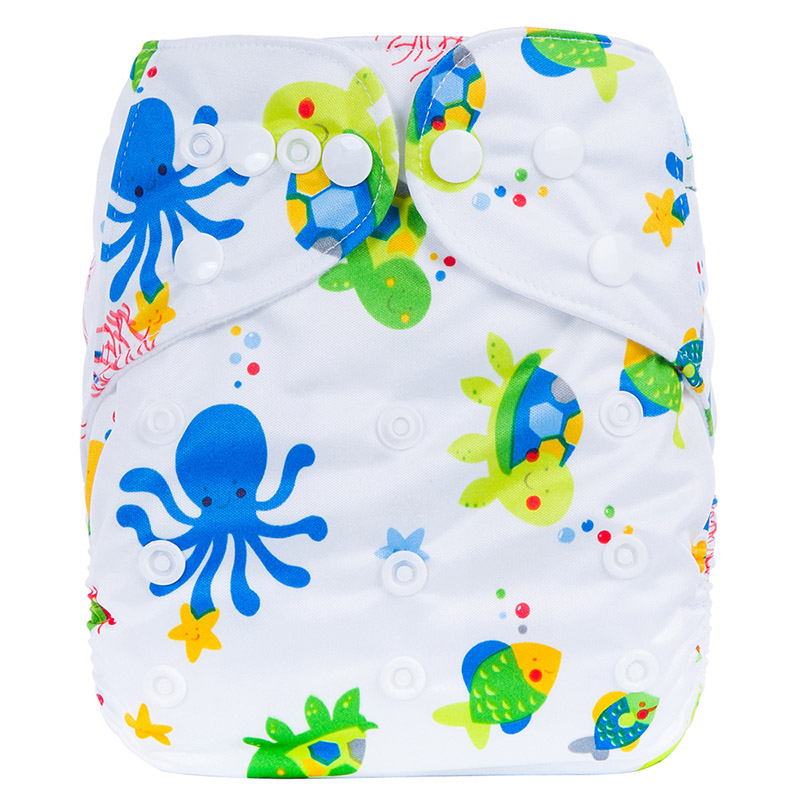 Baby Diapers Washable Baby Diaper Manufacturing Plant Reusable Nappies Wholesale China R5