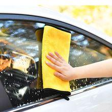 Полотенце из микрофибры для автомойки, салфетка из микрофибры Toalla, салфетка из микрофибры для чистки автомобиля, ткань для сушки автомобиля...