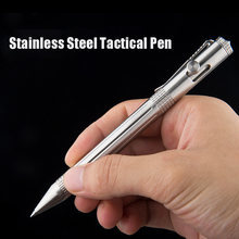 _ Тактическая ручка из нержавеющей стали многофункциональная