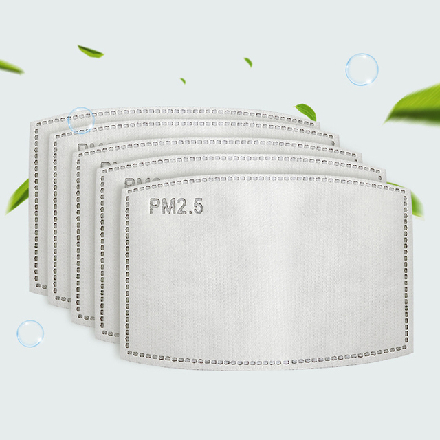 Motorcycle Face Mask PM2.5 Face Masks Anti Dust Windproof Anti Bacteria Flu Mask Winter Face Mask 5