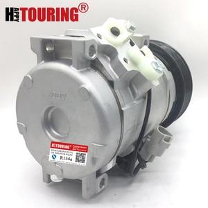 Image 3 - 10S17C ac a/c compressor FOR Toyota Land cruiser HIACE HILUX 88320 26600 88320 35730 88320 25110 88310 25220 88310 0K270