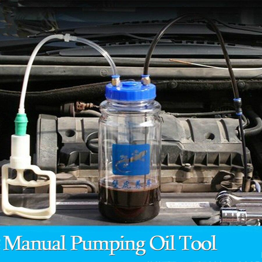 Senhor Cartool 2L Universal Manual de Mudança de Óleo de Sucção A Vácuo Bomba Manual de Sucção Da Bomba De Óleo de Automóveis Artefato