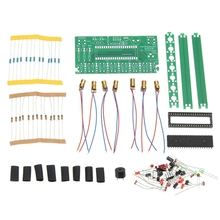 Diy Single-chip-mikrocomputer Harfe Kit Elektronische Klavier Musik Box