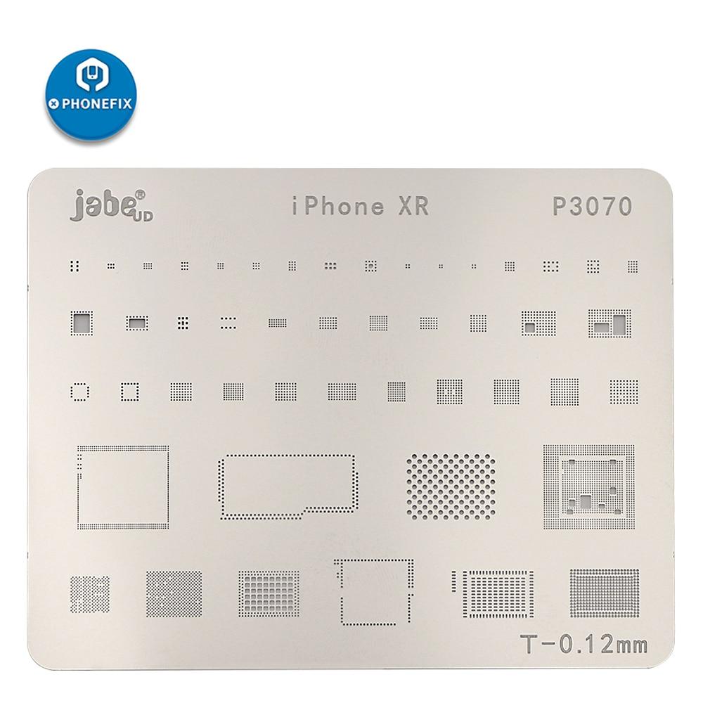 Jabe Reballing Stencil For Phone Xr Xs Xsmax Bga Reballing Stencil Template Ebay