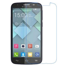 Tempered Glass Screen Protector For Alcatel One Touch Pop C7 Protective Film Glass Anti-scratch Film цена и фото