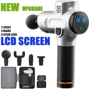 Massage Gun LCD touch screen M
