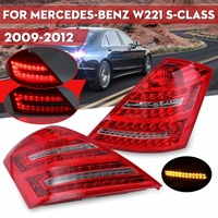 2x Led Tail Light for Mercedes Benz W221 S Class 2009 2010 2011 2012 Car Taillight Rear Brake Stop Turn Signal Light Accessories