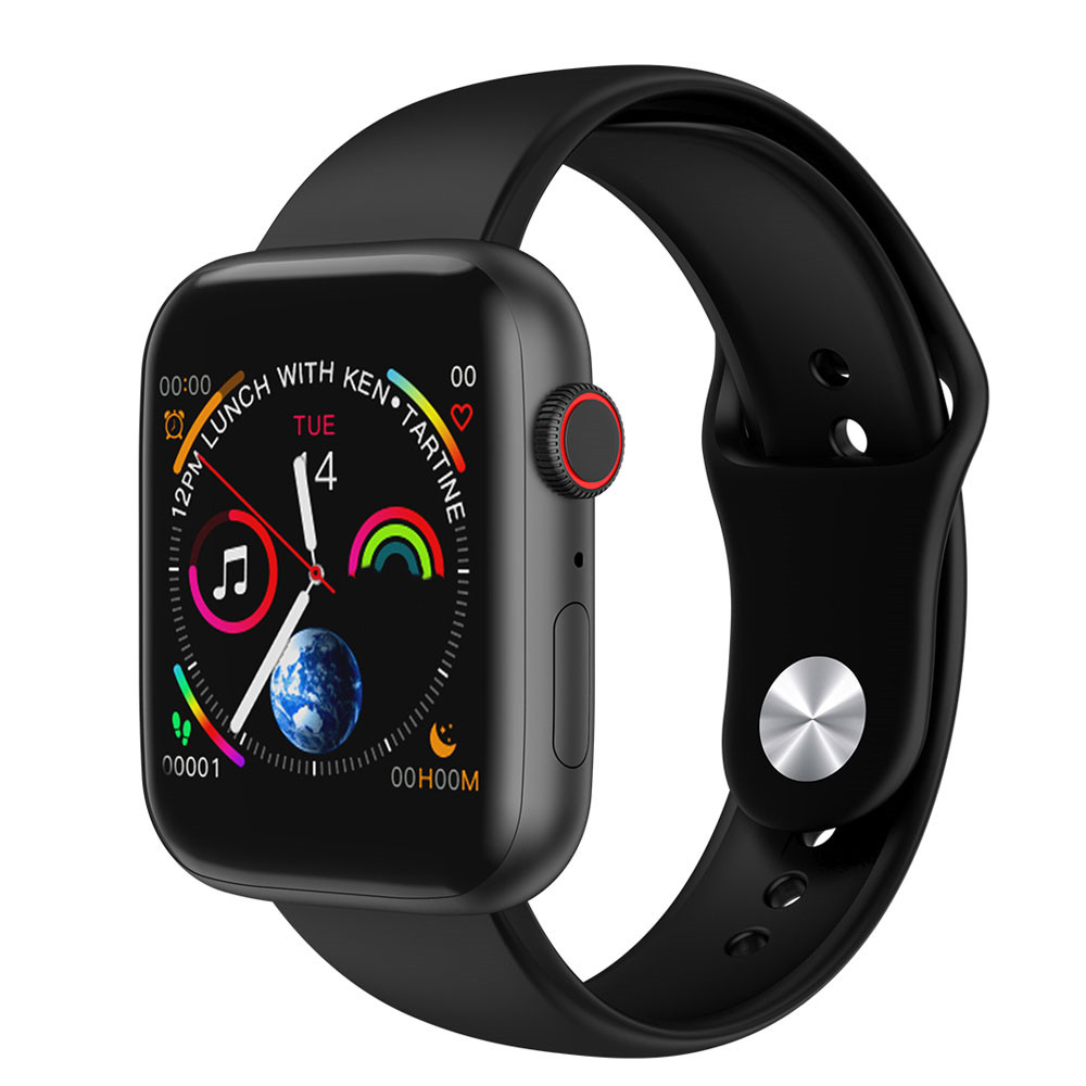 Abay  Iwo 12 Lite Men Smart Watch 44mm  Series 5 ECG Heart Rate Call Watch W35 Women Iwo12 Smartwatch For Android IOS Xiaomi